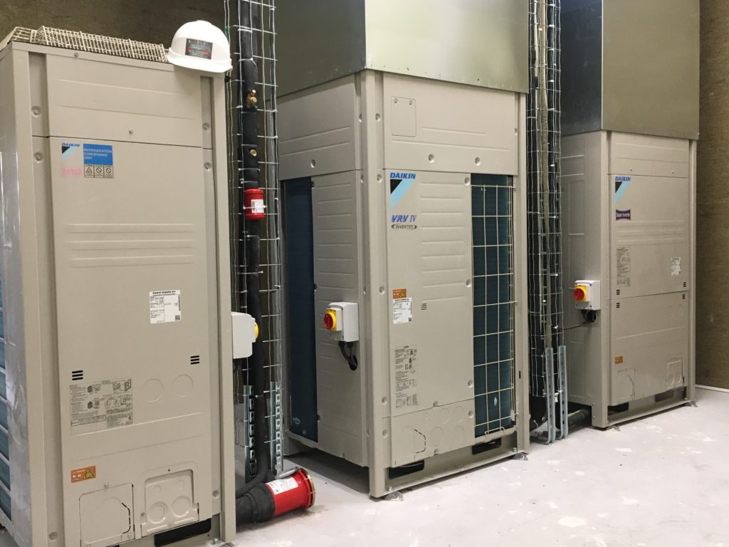 climatiseur secteur tertiaire