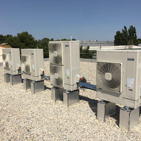 installation climatisation professionnel herault